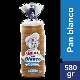 Pan Blanco Ideal 580g