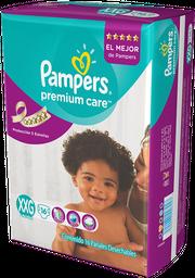 Pampers Premium Care Xxg 16Un