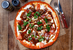 Pizza Filete Saltado