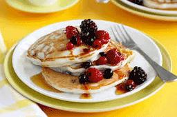 Atomic Pancakes & Syrup