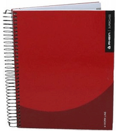 Cuaderno 150 1/2 Oficio Workli Rhein