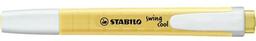 Destacador Amarillo Pastel Swing Cool Stabilo