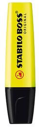 Destacador Amarillo Stabilo