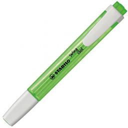 Destacador Verde Pastel Swing Cool Stabilo