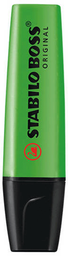 Destacador Verde Stabilo