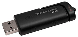 Pendrive 64Gb Datatraveler 104 Kingston