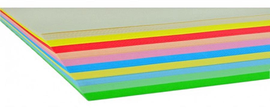 Paquete 250 Hojas Colores Paperline Diazol