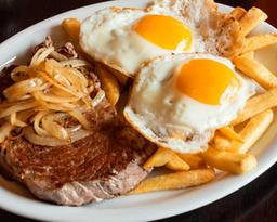 New Orleans Steak