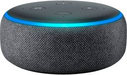 Echo Dot Amazon Alexa (3Ra Generacion) Charcoal