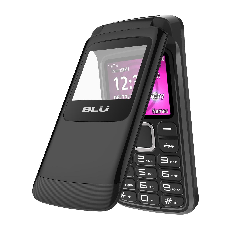 Blu Zoey Flex 3G Dual Sim Liberado Negro