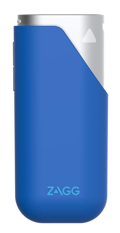 Bateria Externa Amp 3 Zagg 3000 Mah Azul