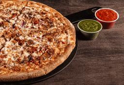Pizza Pulled Pork Familiar Express