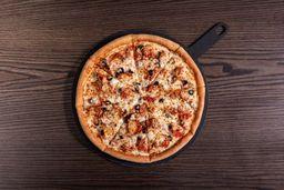 Pizza BBQ Pork Familiar Express