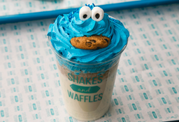 Shakes Cookie Moster