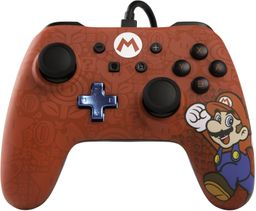 Wired Iconic Controller Mario