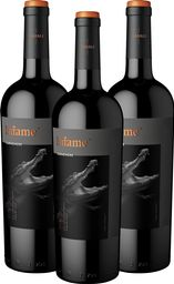 3x Vino Infame Carmenere