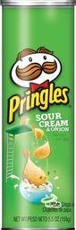 Papas Fritas Pringles Sour Cream & Onion 158g
