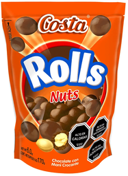 Chocolate Rolls Nuts 150g