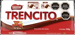 Barra de Chocolate de Leche Trencito 150g