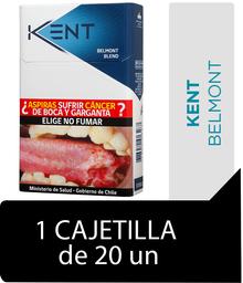 Kent Belmont Blend Cigarrillos Cajetilla 20Un