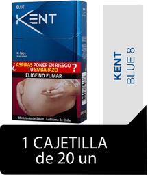 Kent Blue Cigarrillos Cajetilla 20Un