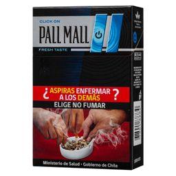 Pall Mall Click On Azul Cigarrillos 20Un