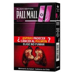 Pall Mall Sunset Cigarrillos 20Un