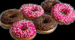 Promo: Donuts Lleva 6 Pagas 5