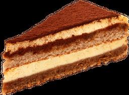 Porcion de Torta Tiramisu Un