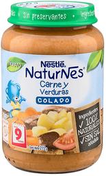 Colado Creciditos Carne Verduras 215g