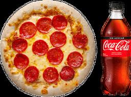Combo Pizza + Bebida