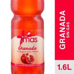 Agua Mineral Cachantun Mas Granada Sin Gas 1.6lt
