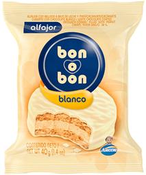 Alfajor Bon O Bon Choc Blanco 40g