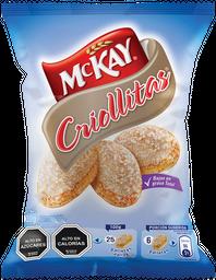 Galletas Criollita Bolsa 100g