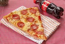 Trozo de Pizza + Bebida