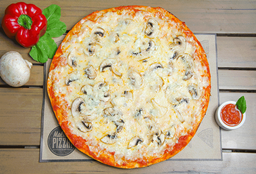 Pizza Mediana Maldito Placer