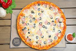 Pizza Mediana Maldita Amante