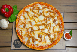 Pizza Mediana Maldita Cabra