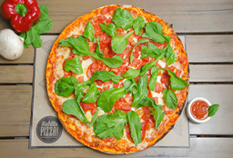 Pizza Familiar Maldita Traición