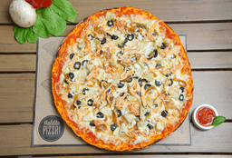 Pizza Mediana Maldita Farándula