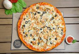 Pizza Familiar Maldita Farándula
