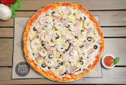 Maldita Pizza Familiar