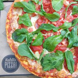 Arma tu Maldita Pizza Familiar