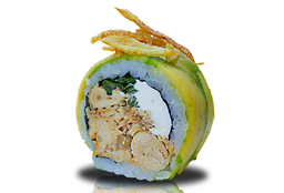 Teriyaki Crispy Roll