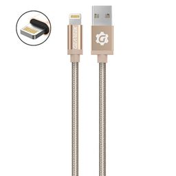 Cable Lightning (iPhone) Dorado Premium Braided