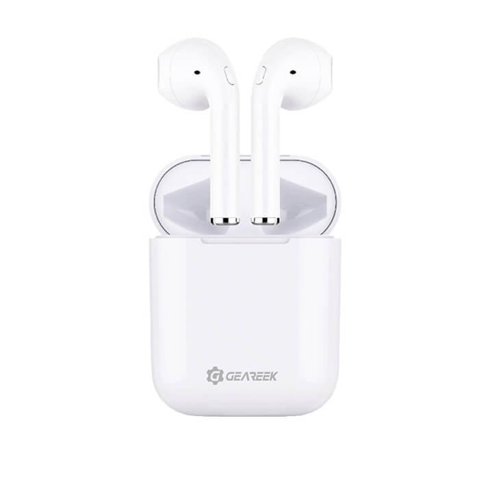 Audífonos Bluetooth AirPro Click con Caja de Carga