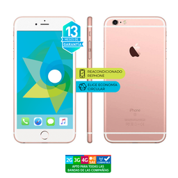 Apple Iphone 6S Plus 64Gb Rosado Reacondicionado (Garantía 13M)