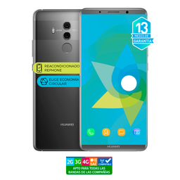 Huawei Mate 10 Pro 128Gb Gris Reacondicionado (Garantía 13M)