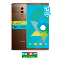 Huawei Mate 10 Pro 128Gb Moca Reacondicionado (Garantía 13M)