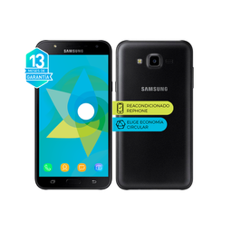 Samsung J7 Neo 16 Gb Negro Reacondicionado
